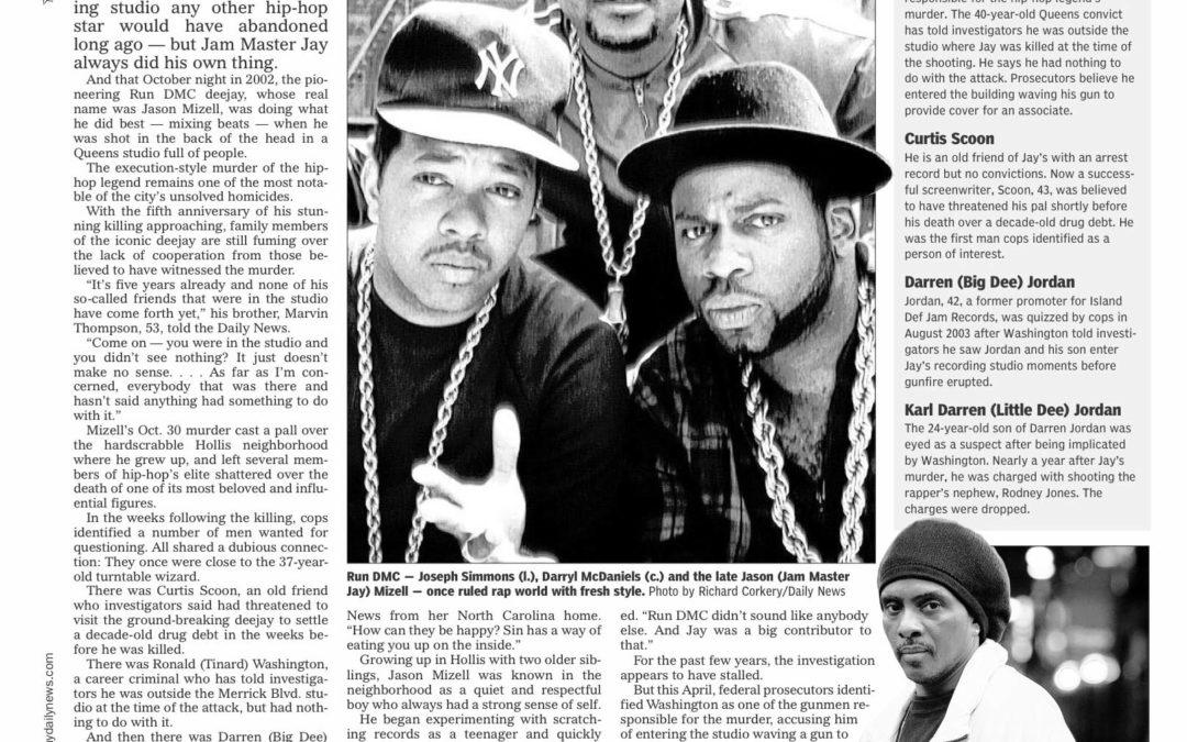 5 empty yrs. in rapper slay